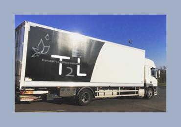 camion remorque T2L